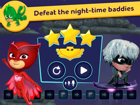 PJ Masks™: Hero Academy screenshot 11
