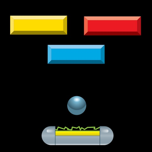 Brick and ball arkanoid