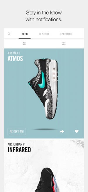 Nike SNKRS on the App Store