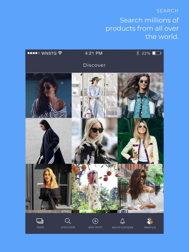 Winstag - Fashion & Trends Screenshot