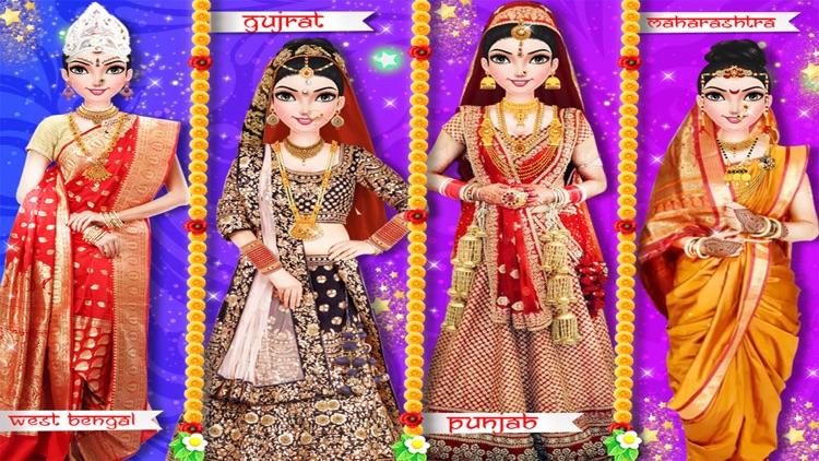 Indian Wedding Bride Salon