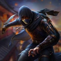 Assassin Ninja Shadow Hero RPG