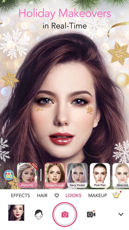 YouCam Makeup-Magic Selfie Cam screenshot-0