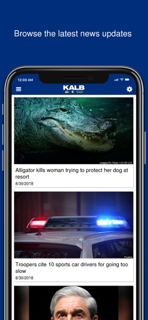 KALB-TV News Channel 5 on the App Store