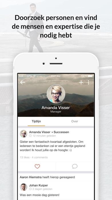 Rituals Connect screenshot two