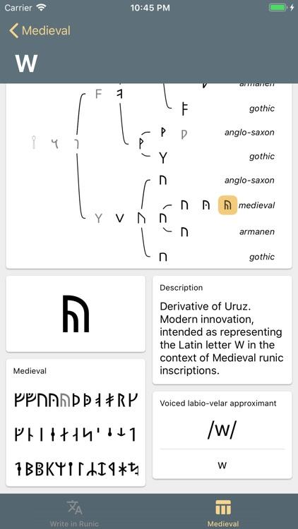 Write in Runic screenshot-5