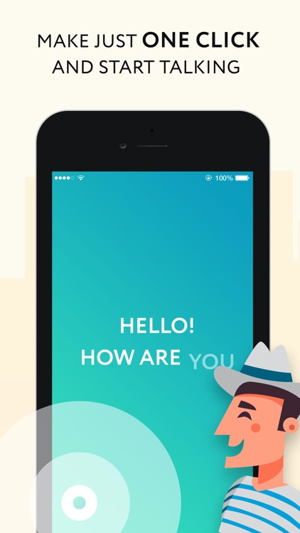Speak & Listen Translator app
