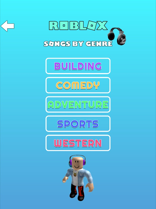 Como Poner Canciones En Roblox Free Robux Gift Code Generator Music Codes For Roblox Robux On The App Store