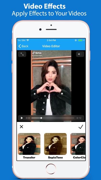 Screen Recorder - Video Editor screenshot-3