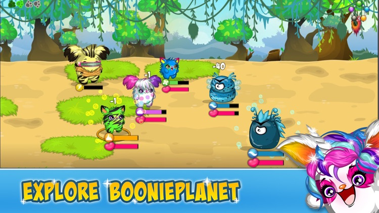 BooniePlanet screenshot-2