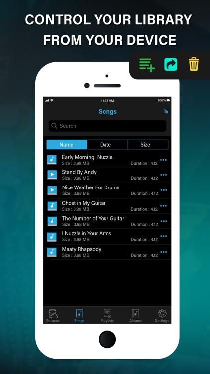 Offline Music Player Pro screenshot-3