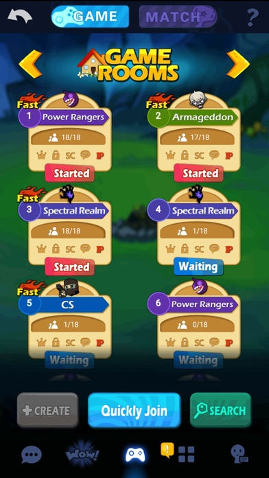 Werewolf (Party Game) screenshot two