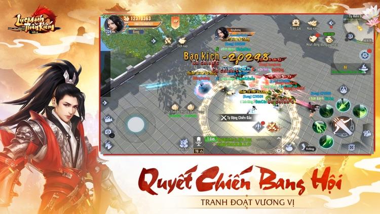Lục Mạch Thần Kiếm 3D screenshot-5