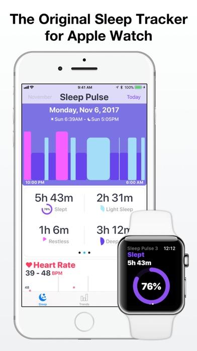 Sleep Tracker for Watchのおすすめ画像1