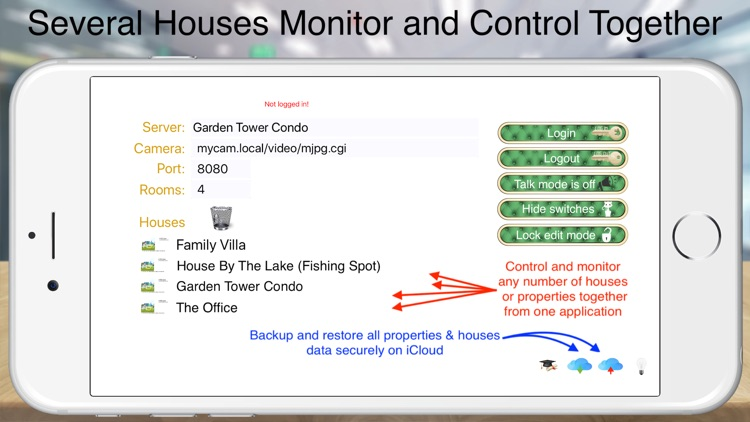 HOS Smart Home digitalSTROM screenshot-9