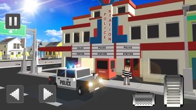 ブロッキー消防車と救急車のおすすめ画像2