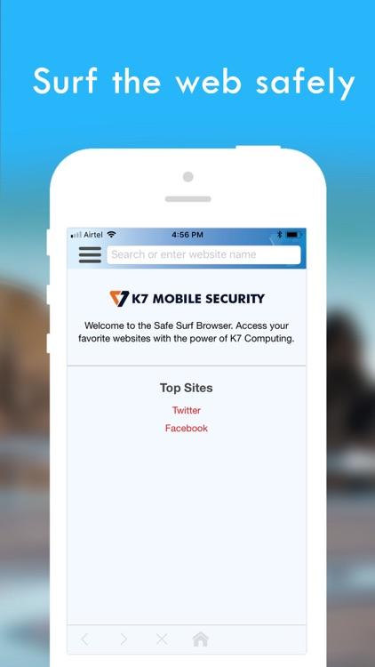 K7 Mobile Security screenshot-4