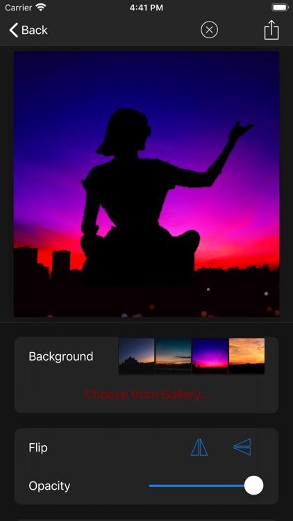 Silhouette Magic screenshot-7