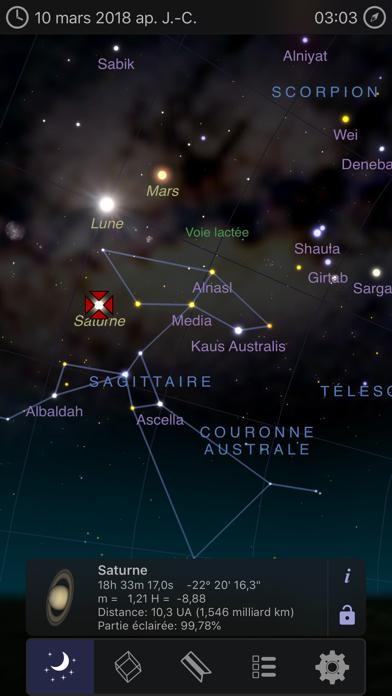 Screenshot #1 pour Astro 3D