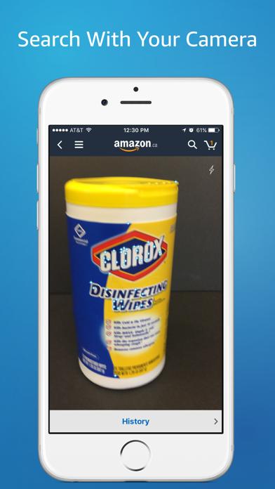 Screenshot for Amazon in Canada App Store