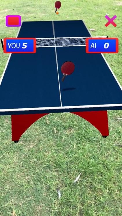 Table Tennis AR screenshot-0