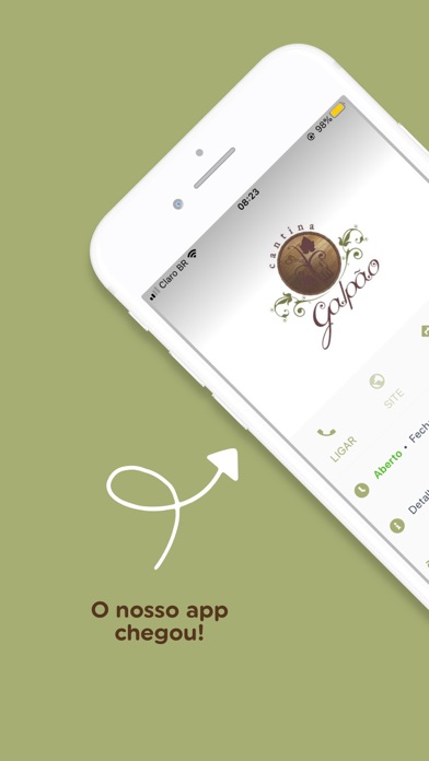 Cantina Galpão screenshot 1