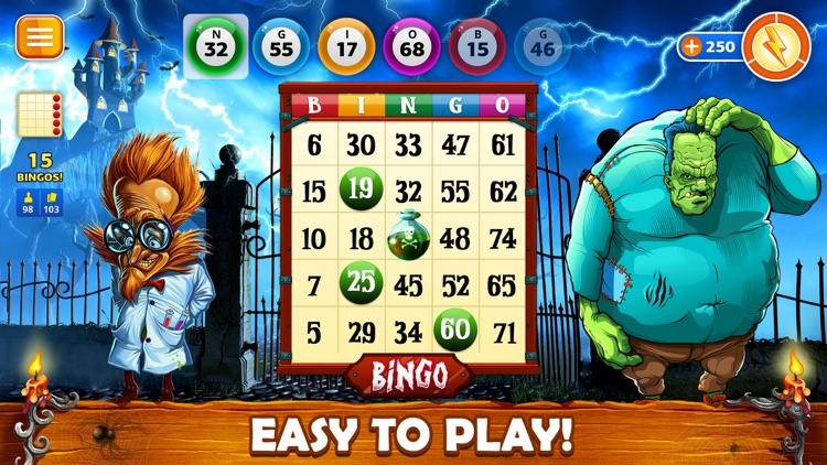 Halloween Bingo 2020 USA screenshot-3