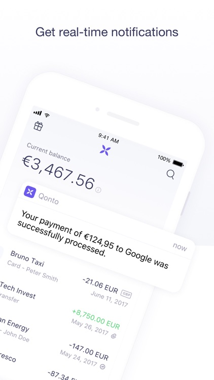 Qonto • Easy Business Banking