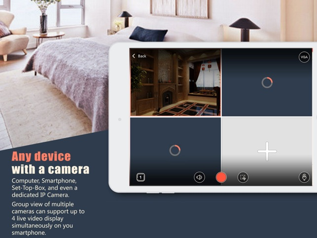 AtHome Camera Security App on the App Store