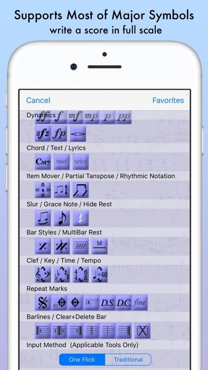 iWriteMusic screenshot-6
