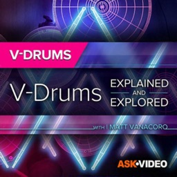 V-Drums Explained By Ask.Video