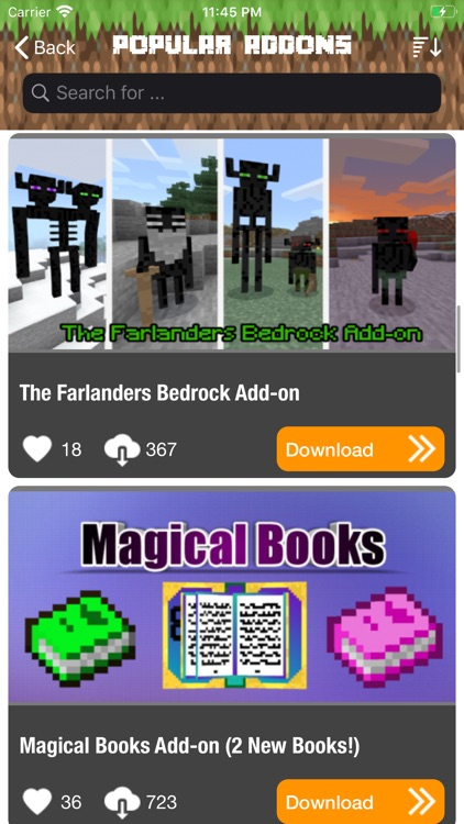 Addons for Minecraft Installer screenshot-3