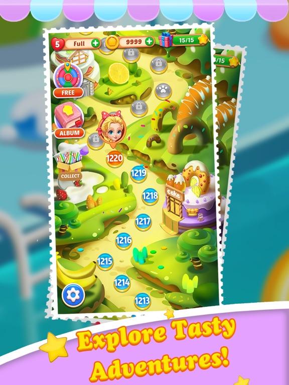 Cake Jam Drop - New Match Game screenshot 11