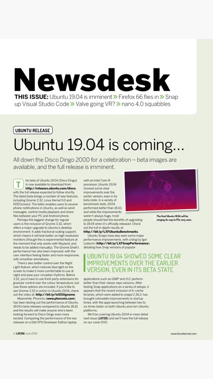 Linux Format screenshot-1