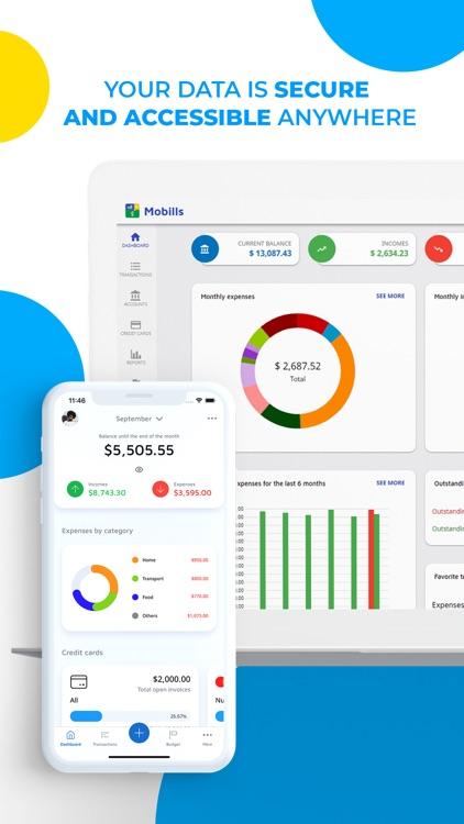 Mobills - Budget Planner screenshot-8