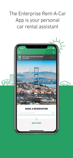 Enterprise Rent-A-Car on the App Store