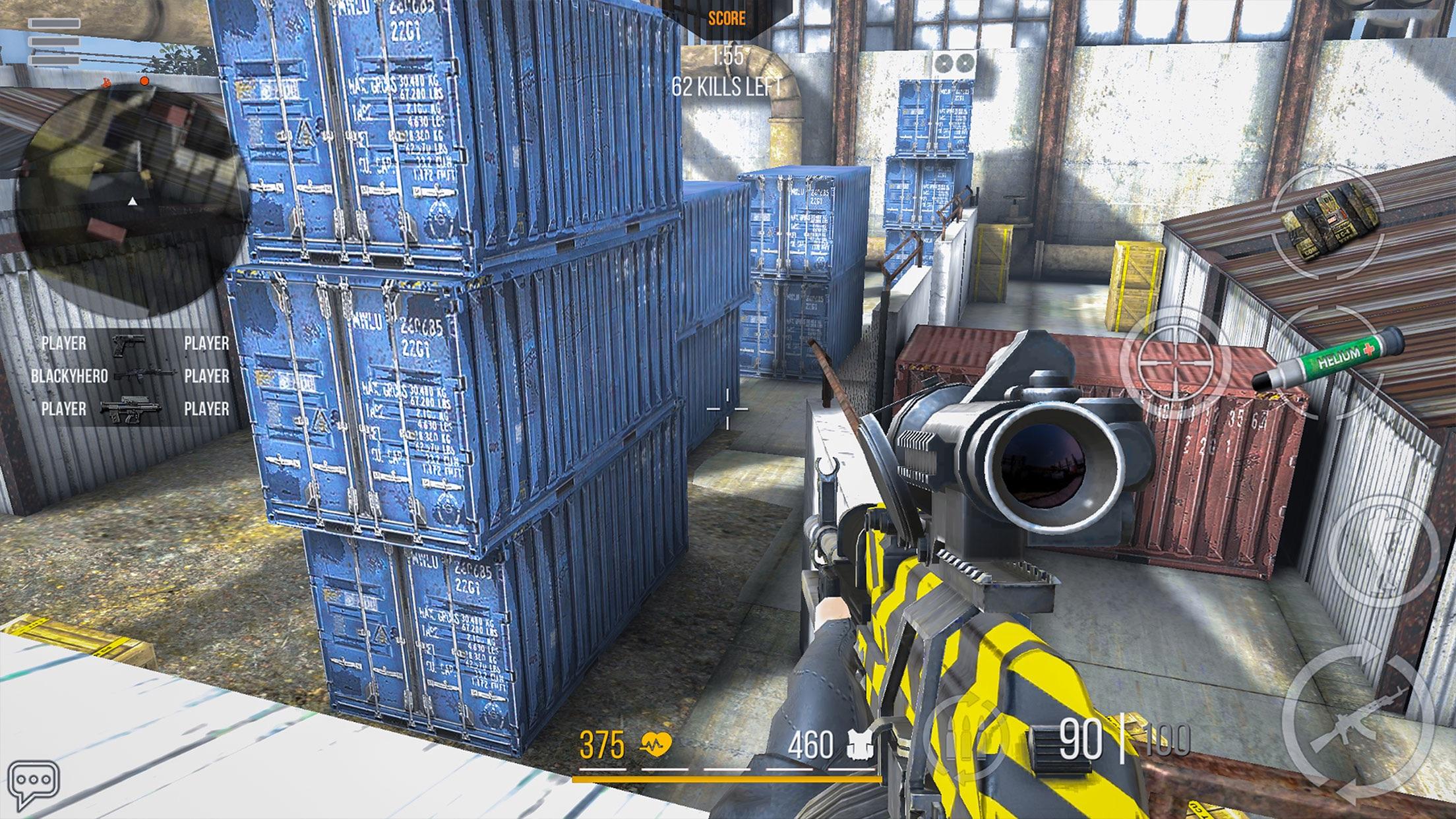 Modern Strike Online: FPS Screenshot