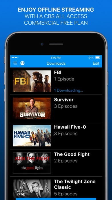 download CBS - Full Episodes & Live TV apps 3