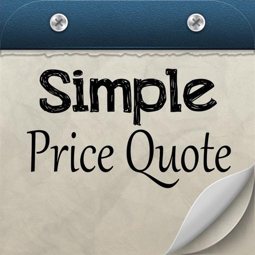 Simple Price Quote