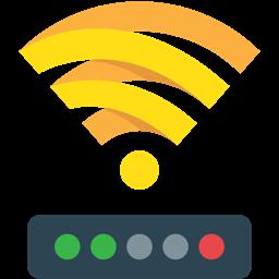 Ícone do app Wifi Signal Strength Explorer