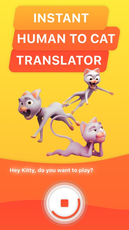 Cat Translator - SayMeow