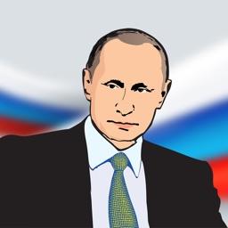 Vladimir Putin Stickers