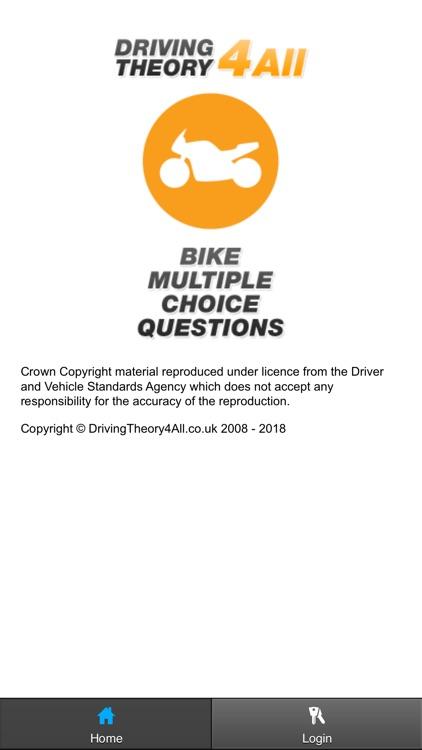 Bike Theory Test 2019