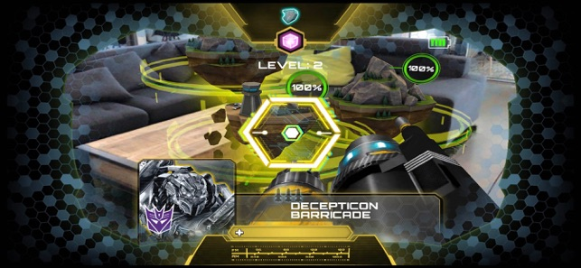 Bee Vision, game for IOS