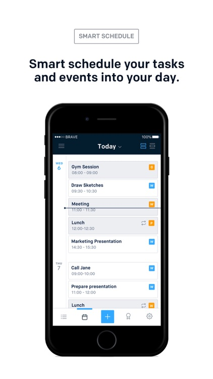 Dawn - Personal task manager