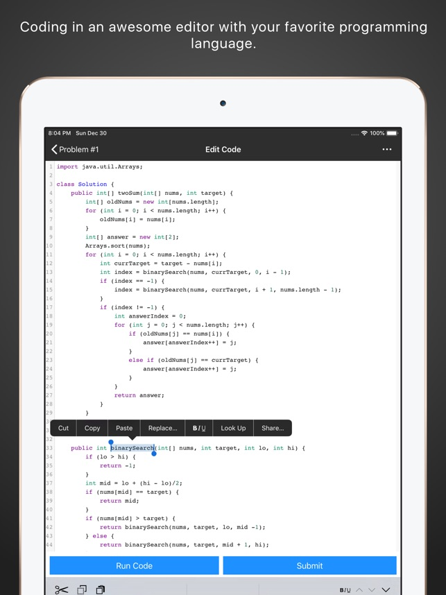 Leetcode Client on the App Store
