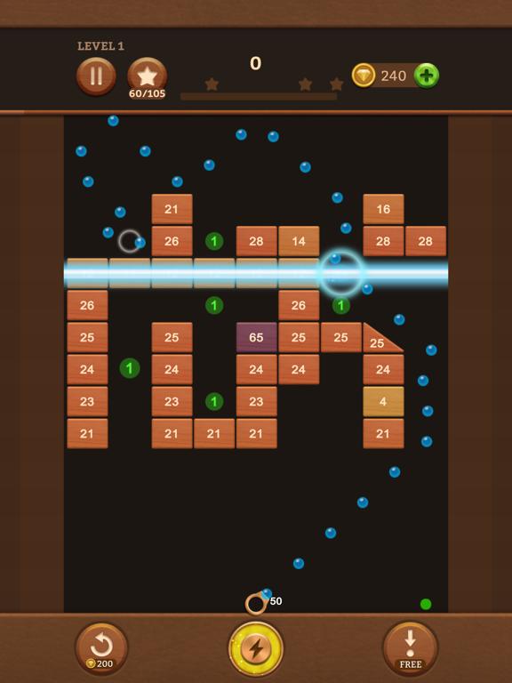Brick Breaker: Legend Balls screenshot 9