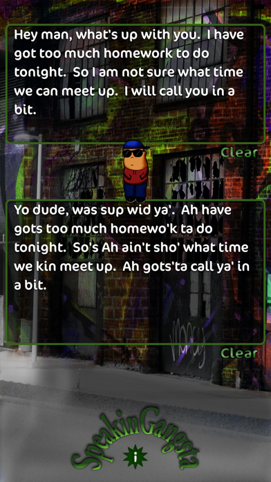 Speakin Gangstaのおすすめ画像1