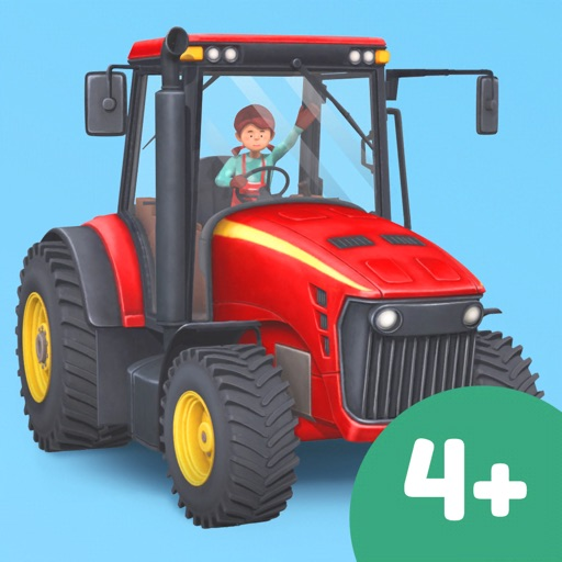 Little Farmers for Kids icon