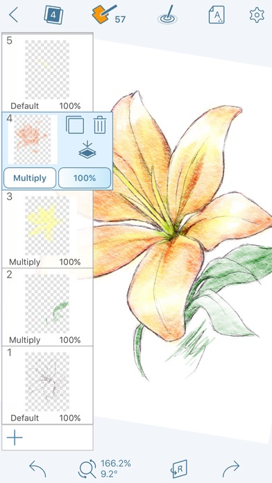 Screenshot for Colored Pencil in Azerbaijan App Store